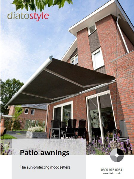Patio Awnings Brochure Link