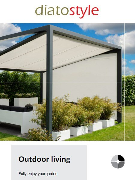 Pergola & Roof Blinds Brochure Link